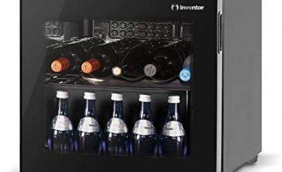 Cave à Vin Réfrigérée 43L - 10 bouteilles