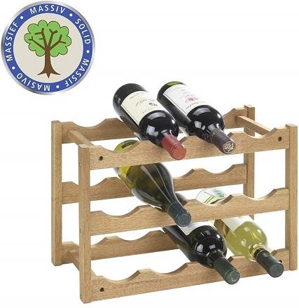 Petite étagère à Vins - 12 bouteilles