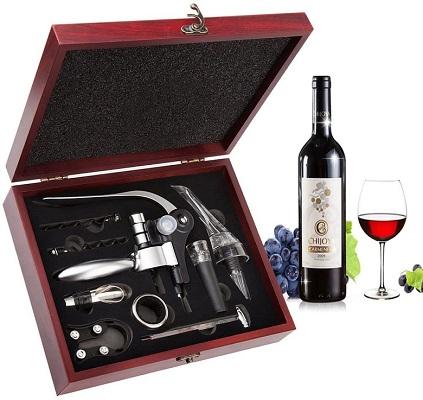 comparatif coffret sommelier - accessoires vin